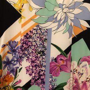 Yumi Kim rare pattern silk mini dress